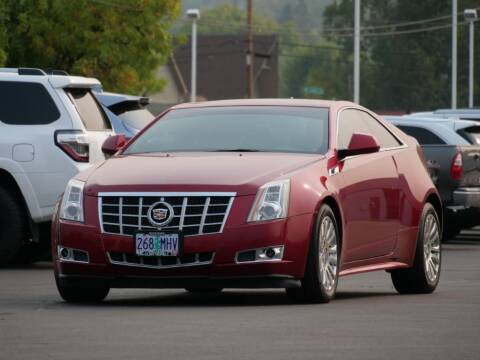 2014 Cadillac CTS for sale at CLINT NEWELL USED CARS in Roseburg OR