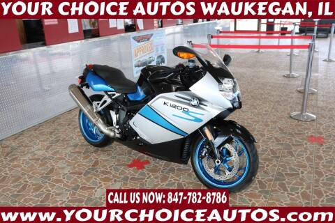 2008 BMW K1200GT for sale at Your Choice Autos - Waukegan in Waukegan IL