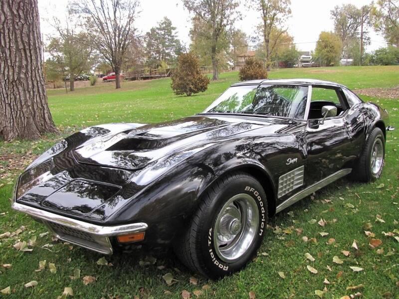 1970 Chevrolet Corvette for sale at Street Dreamz in Denver CO