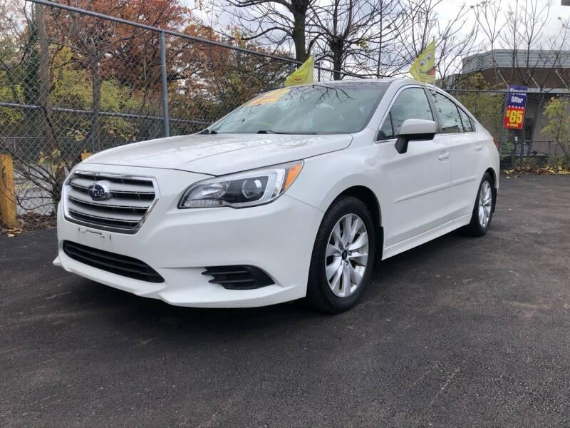 2015 Subaru Legacy for sale at Elis Motors in Irvington NJ
