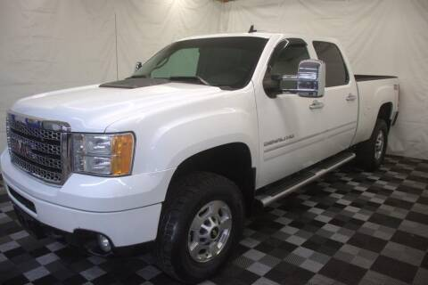 2012 GMC Sierra 2500HD for sale at AH Ride & Pride Auto Group in Akron OH