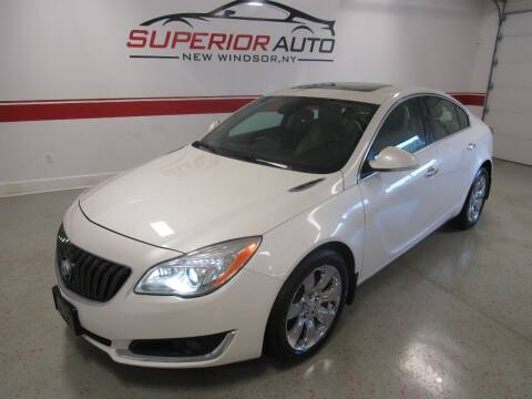 2014 Buick Regal for sale at Superior Auto Sales in New Windsor NY