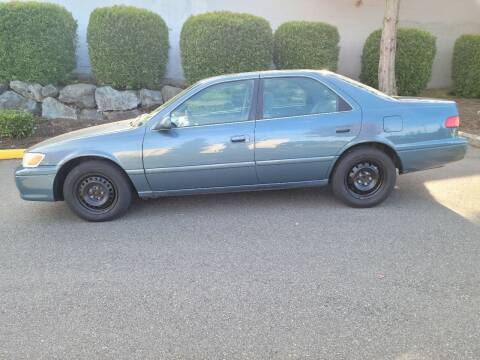 2000 Toyota Camry for sale at SS MOTORS LLC in Edmonds WA