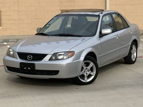 2003 Mazda Protege for sale at Executive Motor Group in Houston TX