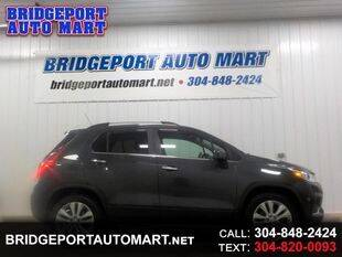 2017 Chevrolet Trax for sale at Bridgeport Auto Mart in Bridgeport WV