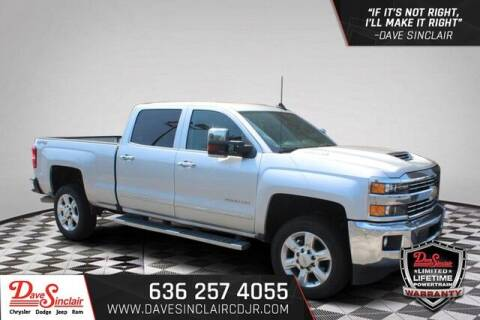2018 Chevrolet Silverado 2500HD for sale at Dave Sinclair Chrysler Dodge Jeep Ram in Pacific MO