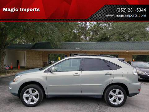 2007 Lexus RX 350 for sale at Magic Imports in Melrose FL