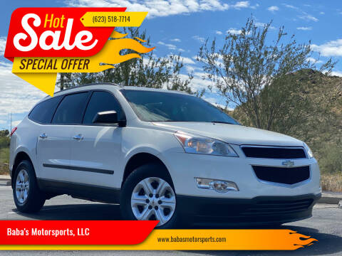2011 Chevrolet Traverse for sale at Baba's Motorsports, LLC in Phoenix AZ