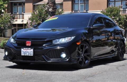 2017 Honda Civic for sale at AMC Auto Sales Inc in San Jose CA