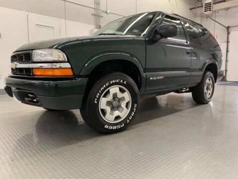 2002 Chevrolet Blazer for sale at TOWNE AUTO BROKERS in Virginia Beach VA