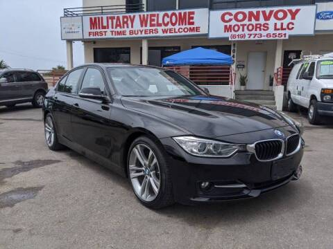 2014 BMW 3 Series for sale at Convoy Motors LLC in National City CA