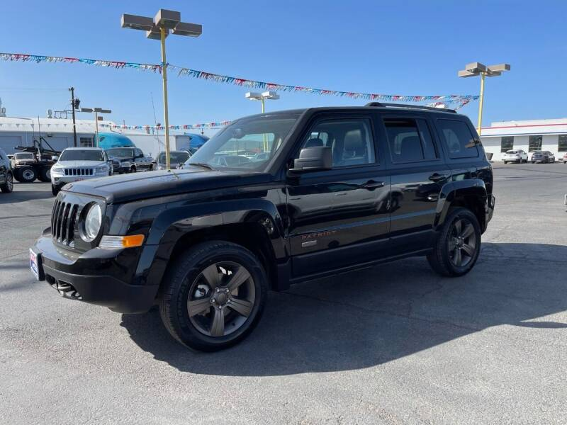 2017 Jeep Patriot for sale at Better All Auto Sales in Yakima WA