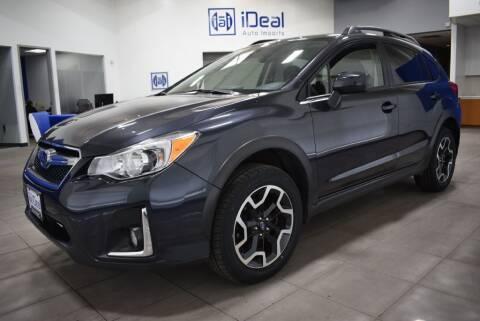 2016 Subaru Crosstrek for sale at iDeal Auto Imports in Eden Prairie MN
