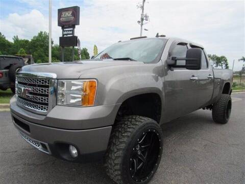 2013 GMC Sierra 2500HD for sale at J T Auto Group in Sanford NC