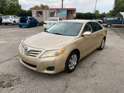 2010 Toyota Camry for sale at Atlantic Auto Sales in Garner NC