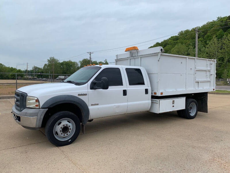 2006 Ford F-550 Super Duty for sale at MotoMafia in Imperial MO
