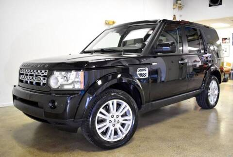 2012 Land Rover LR4 for sale at Thoroughbred Motors in Wellington FL