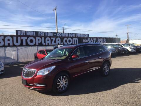 2015 Buick Enclave for sale at Roy's Auto Plaza 2 in Amarillo TX