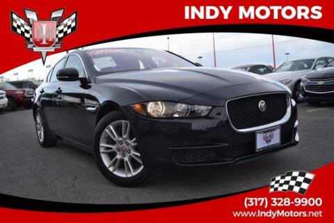 2017 Jaguar XE for sale at Indy Motors Inc in Indianapolis IN