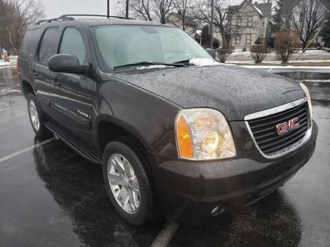 2008 GMC Yukon for sale at DRIVE TREND in Cleveland OH