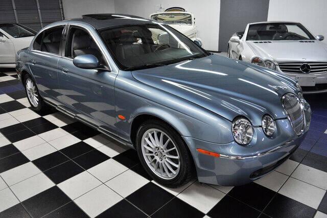 2006 Jaguar S-Type for sale at Podium Auto Sales Inc in Pompano Beach FL