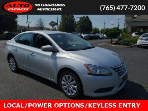 2013 Nissan Sentra for sale at Auto Express in Lafayette IN