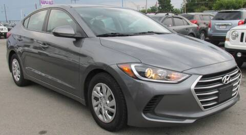 2018 Hyundai Elantra for sale at Express Auto Sales in Lexington KY