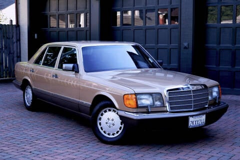 1988 Mercedes-Benz 420-Class for sale at Bill Dovell Motor Car in Columbus OH