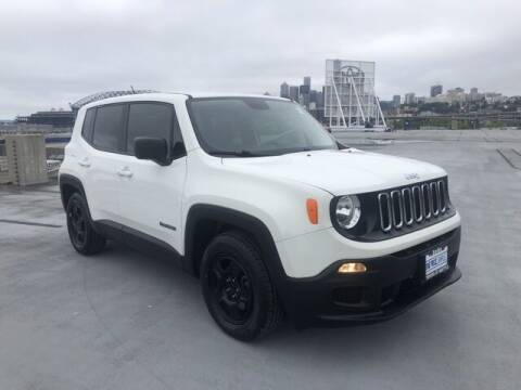 2016 Jeep Renegade for sale at Toyota of Seattle in Seattle WA