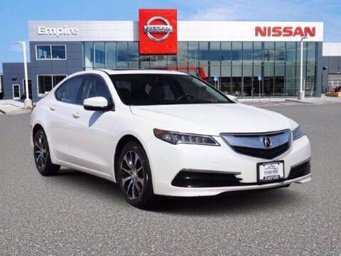 2015 Acura TLX for sale at EMPIRE LAKEWOOD NISSAN in Lakewood CO