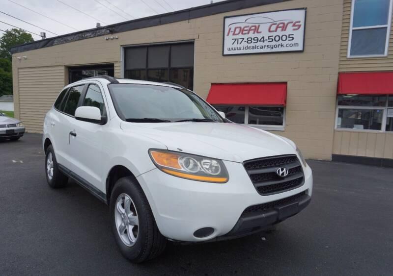 2008 Hyundai Santa Fe for sale at I-Deal Cars LLC in York PA