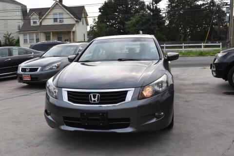 2008 Honda Accord for sale at New Park Avenue Auto Inc in Hartford CT