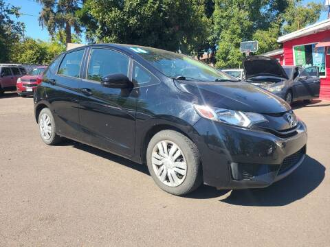 2016 Honda Fit for sale at Universal Auto Sales in Salem OR