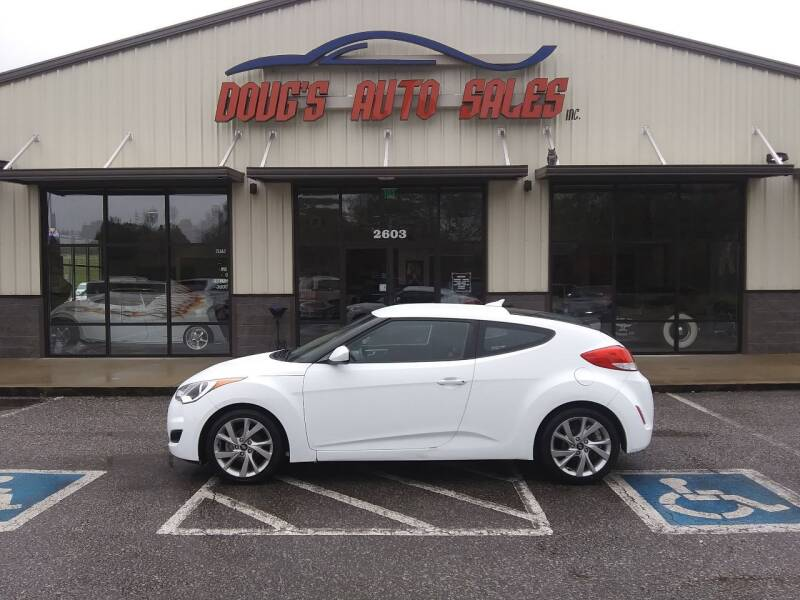 2016 Hyundai Veloster 3dr Coupe DCT w/Black Seats - Pleasant View TN