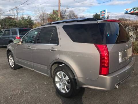 2008 Cadillac SRX for sale at Primary Motors Inc in Commack NY