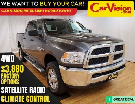 2018 RAM Ram Pickup 2500 for sale at Car Vision Mitsubishi Norristown in Trooper PA