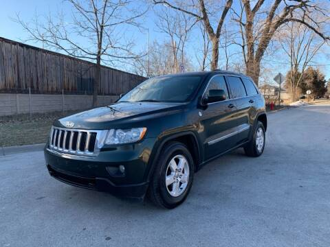 2011 Jeep Grand Cherokee for sale at Posen Motors in Posen IL