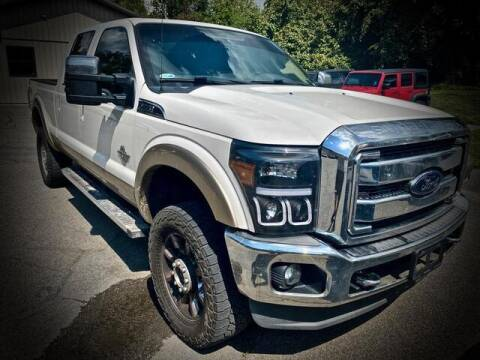 2014 Ford F-250 Super Duty for sale at Carder Motors Inc in Bridgeport WV