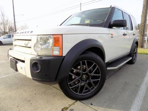 2006 Land Rover LR3 for sale at A1 Group Inc in Portland OR