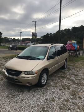 2000 Chrysler Town and Country for sale at J&J Motors in Hot Springs AR