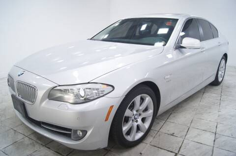 2011 BMW 5 Series for sale at Sacramento Luxury Motors in Carmichael CA
