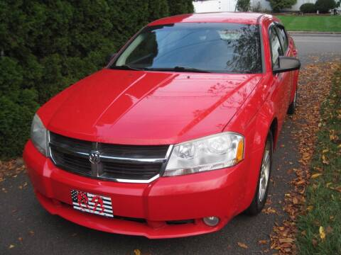 2009 Dodge Avenger for sale at Dave's Auto Body in New Brunswick NJ