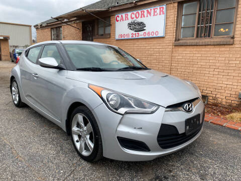 2012 Hyundai Veloster for sale at Car Corner in Memphis TN