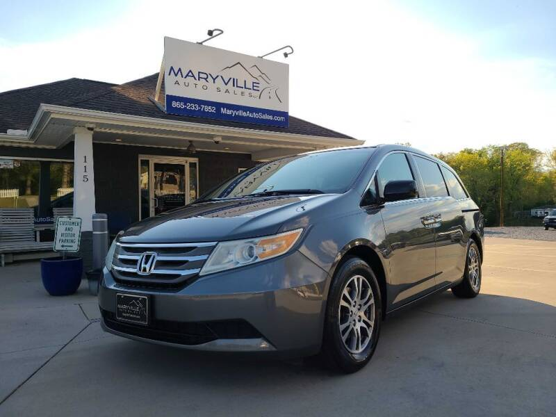 2012 Honda Odyssey for sale at Maryville Auto Sales in Maryville TN