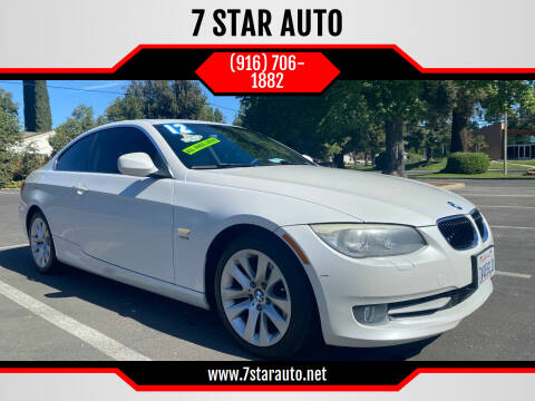 2011 BMW 3 Series for sale at 7 STAR AUTO in Sacramento CA