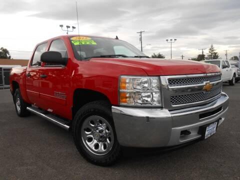 2012 Chevrolet Silverado 1500 for sale at McKenna Motors in Union Gap WA
