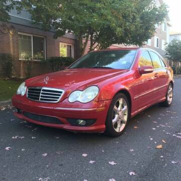 2007 Mercedes-Benz C-Class for sale at Q Motors in Tacoma WA
