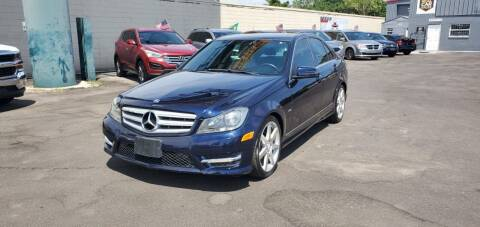 2012 Mercedes-Benz C-Class for sale at Real Car Sales in Orlando FL