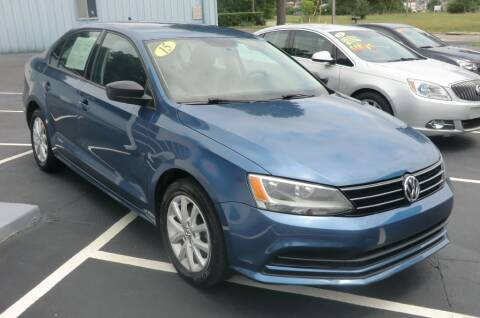 2015 Volkswagen Jetta for sale at Glory Motors in Rock Hill SC