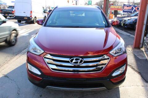2015 Hyundai Santa Fe Sport for sale at LIBERTY AUTOLAND INC in Jamaica NY
